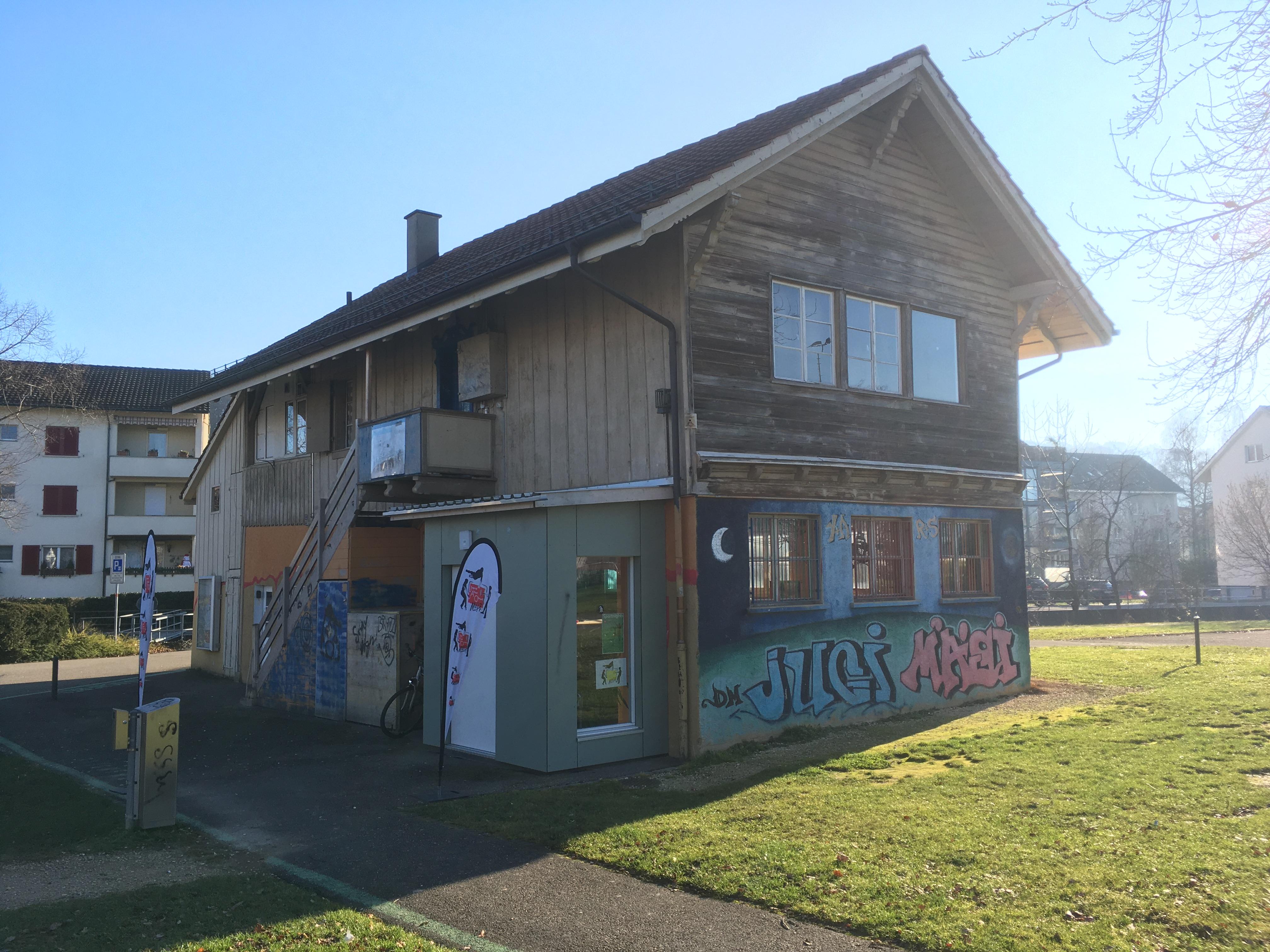 Jugendhaus Oberwil